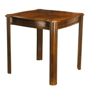 Classic Square Accent Table