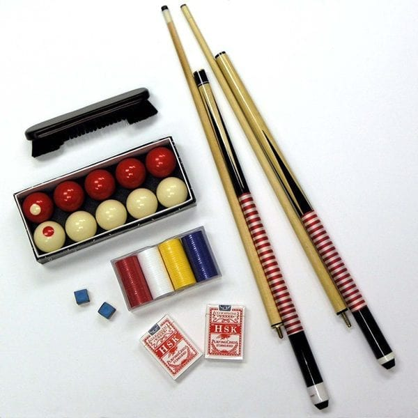 Combination Game Table with Bumper Pool