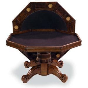 Executive Game Table for Poker