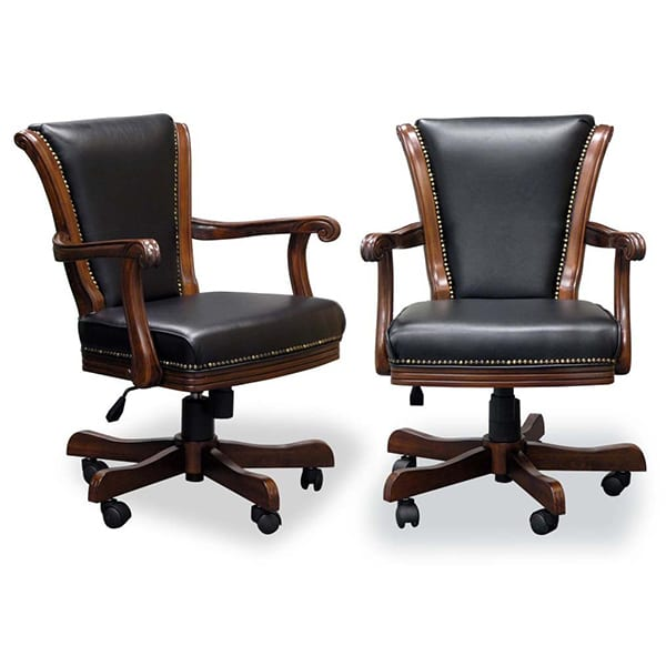 Fairview Dining Room: 2 Executive Game/Dining Chairs