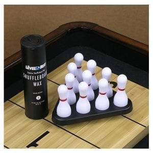 Shuffleboard Bowling Accessory Kit