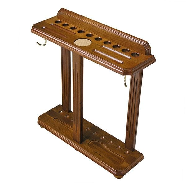 Honey Signature Traditional Billiard Cue Stand