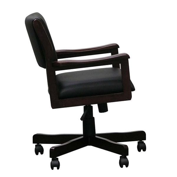 Mahogany Two Signature Game Chairs
